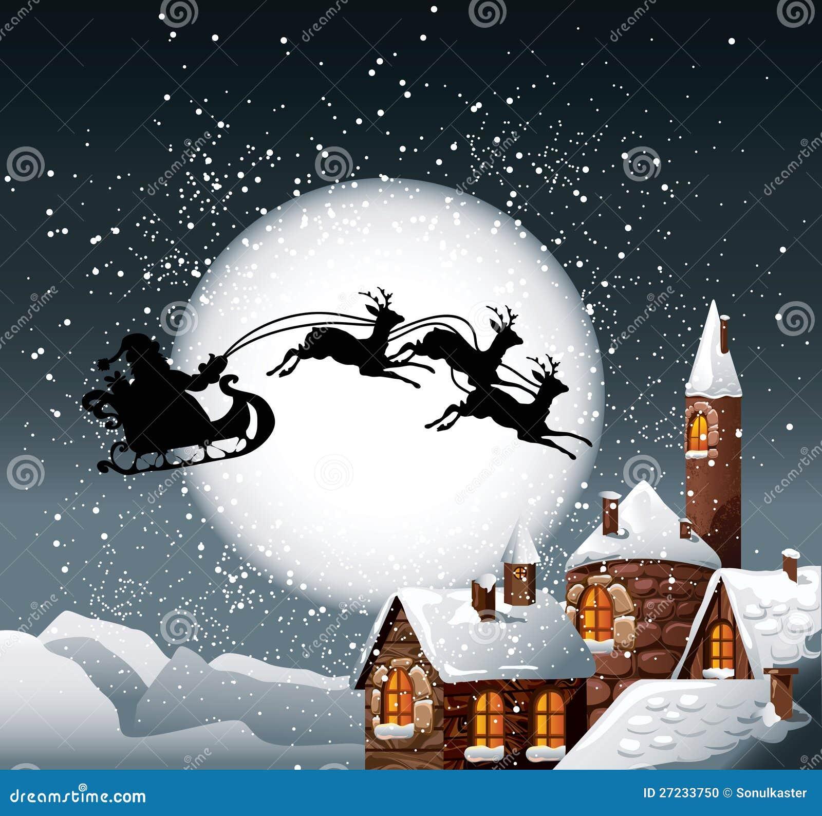 Christmas Illustration Stock Photo - Image: 27233750