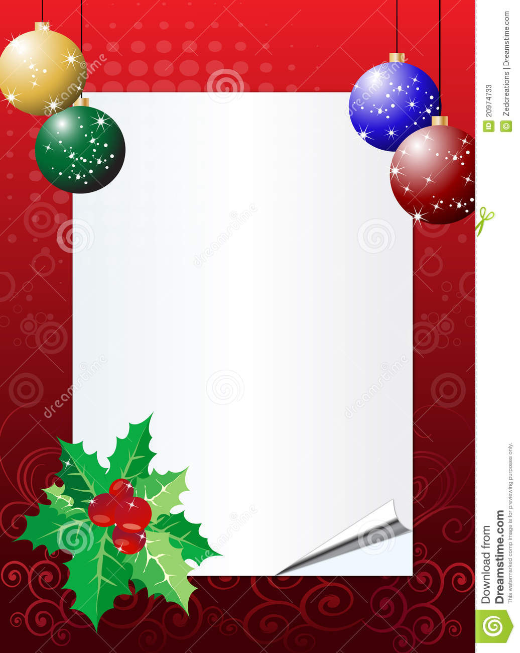 Christmas invitation background stock vector illustration of royalty free stock photo stopboris Image collections