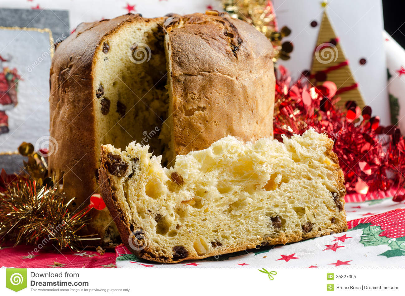 Italy S Traditional Christmas Cake