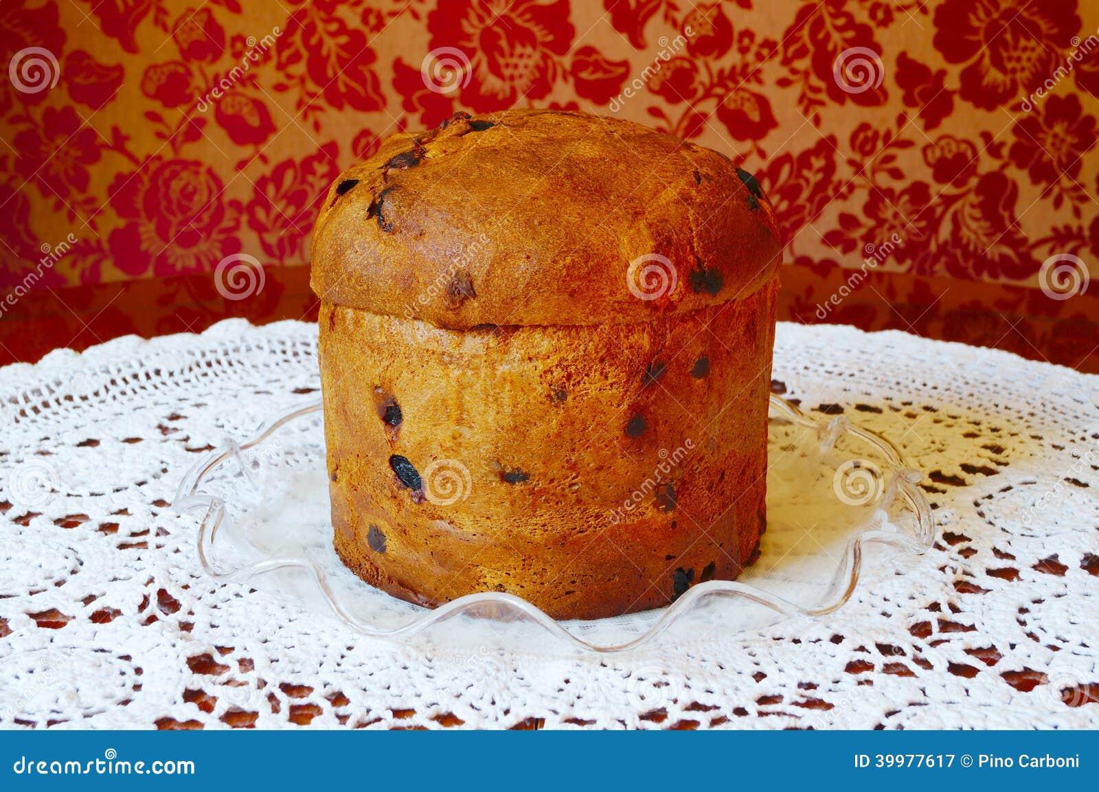 Panettone Fruit Cake
