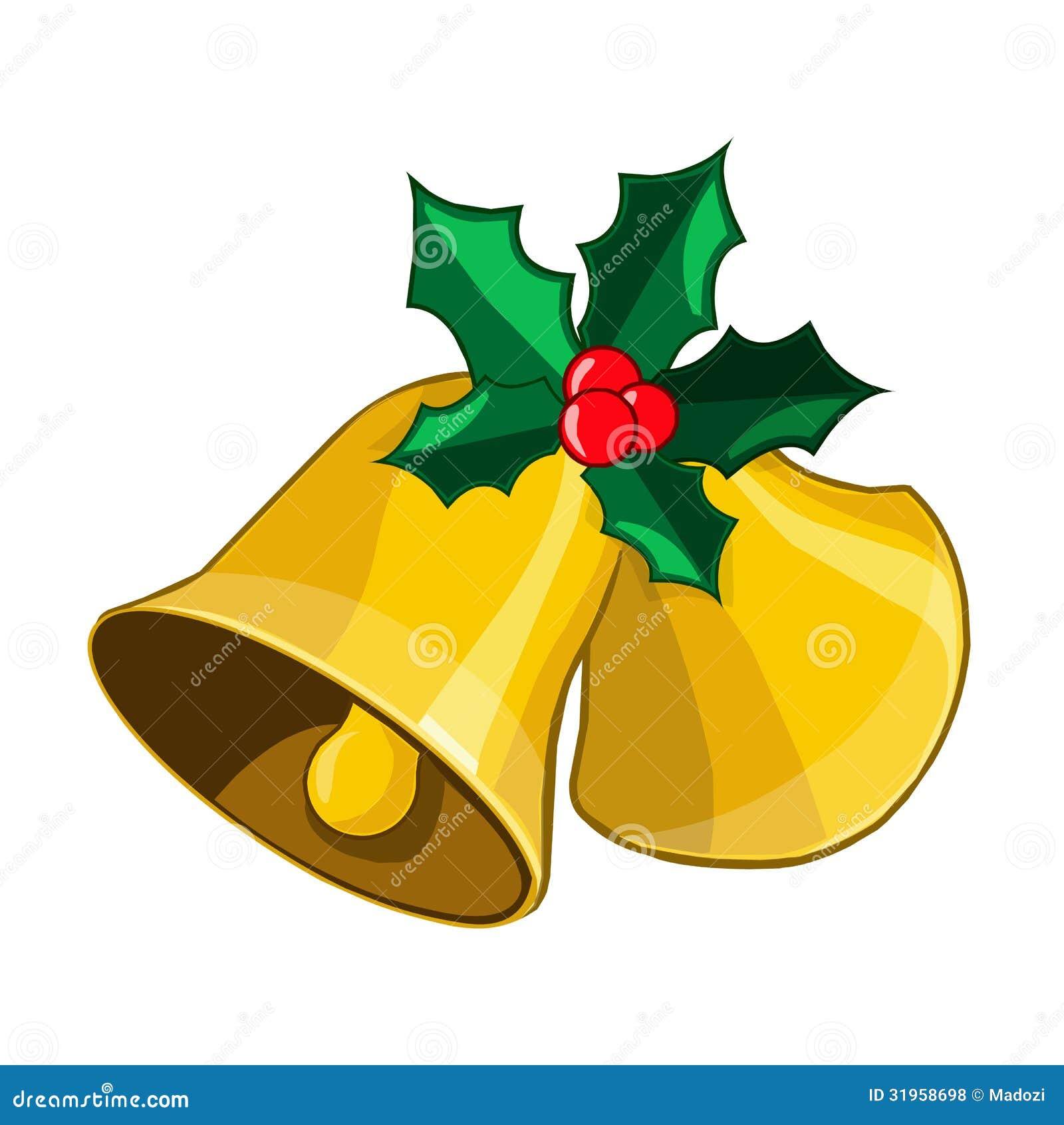 christmas jingle bells stock vector. illustration of bell - 31958698
