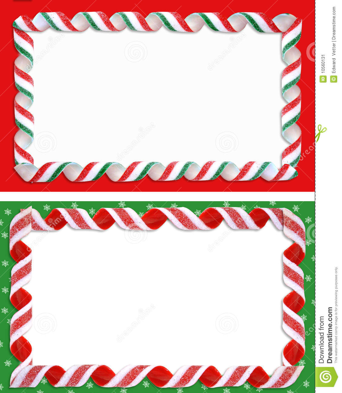 christmas labels borders blank stock illustration illustration of