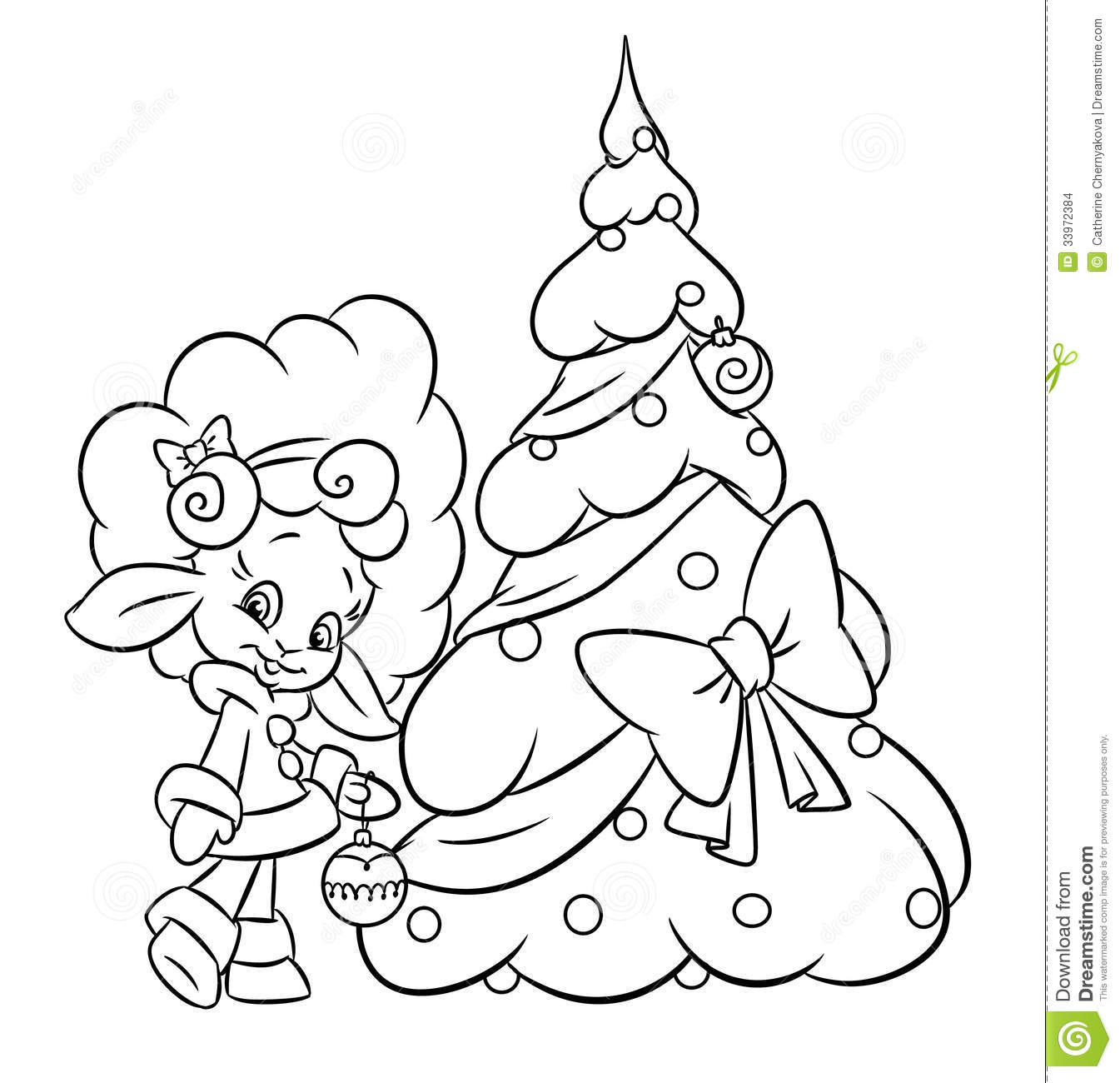 cartoon christmas coloring pages about - photo#3