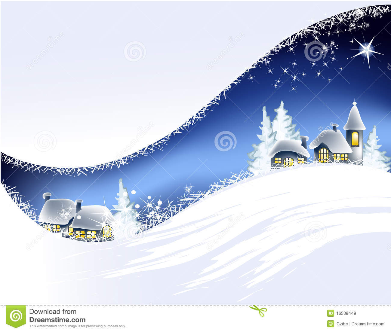 Christmas landscape royalty free stock images image for Christmas landscape images