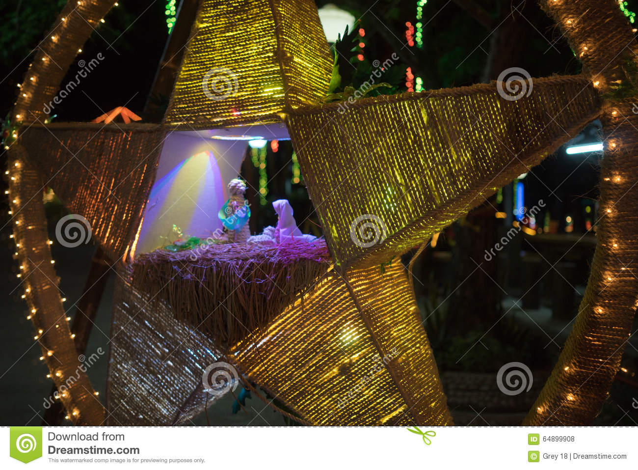 download christmas lantern philippines stock photo image of party christmas 64899908