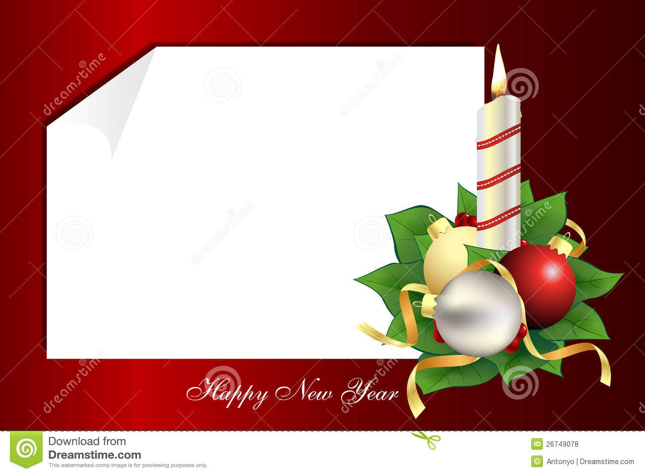Christmas Letter Royalty Free Stock Photos - Image: 26749078