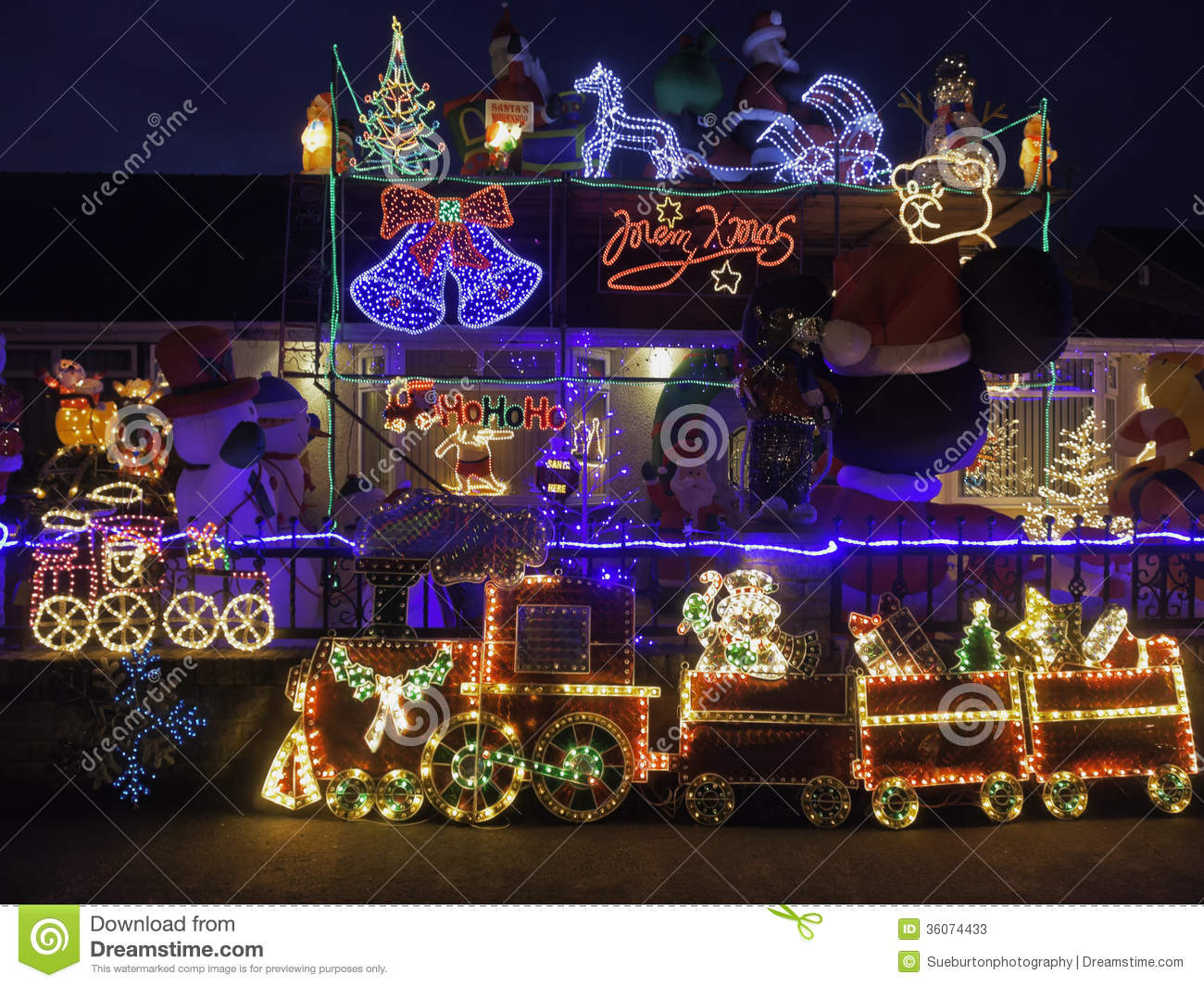 editorial stock photo download christmas lights display - Local Christmas Lights Displays