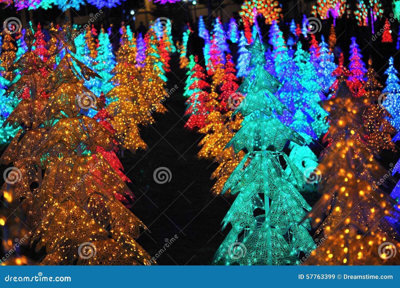 Christmas lights stock photo image 57763399