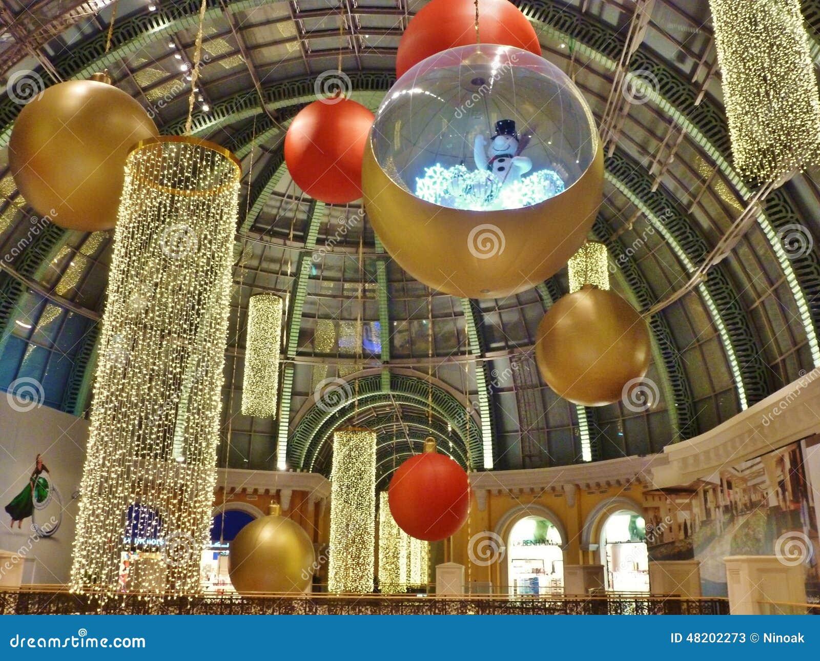Christmas Sphere Lights