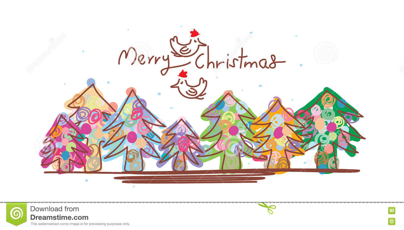 christmas line bird xmas banner template stock vector illustration of celebrate bird 79374779 dreamstime com