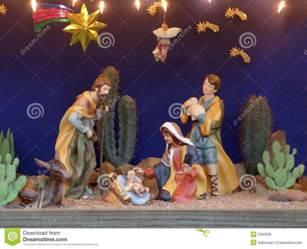download a christmas manger scene stock photo image of nativity 5560628