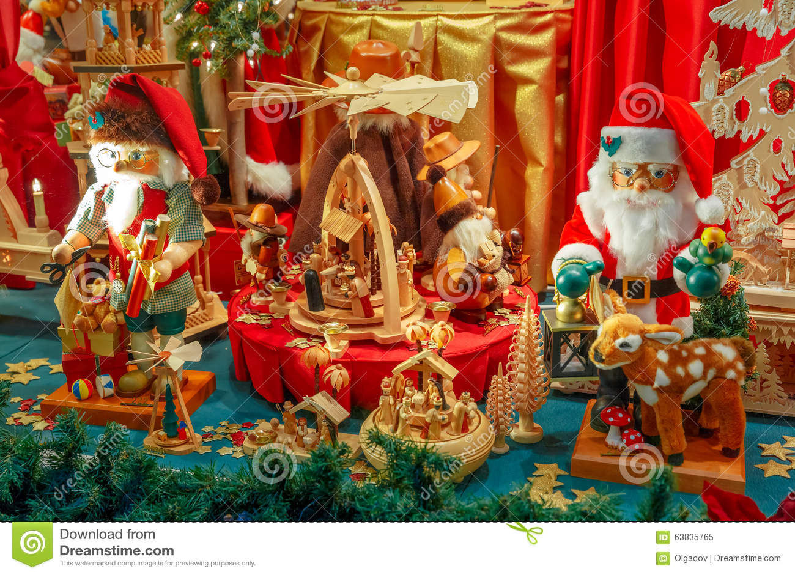 Christmas Market In Brugge Belgium Stock Image Image