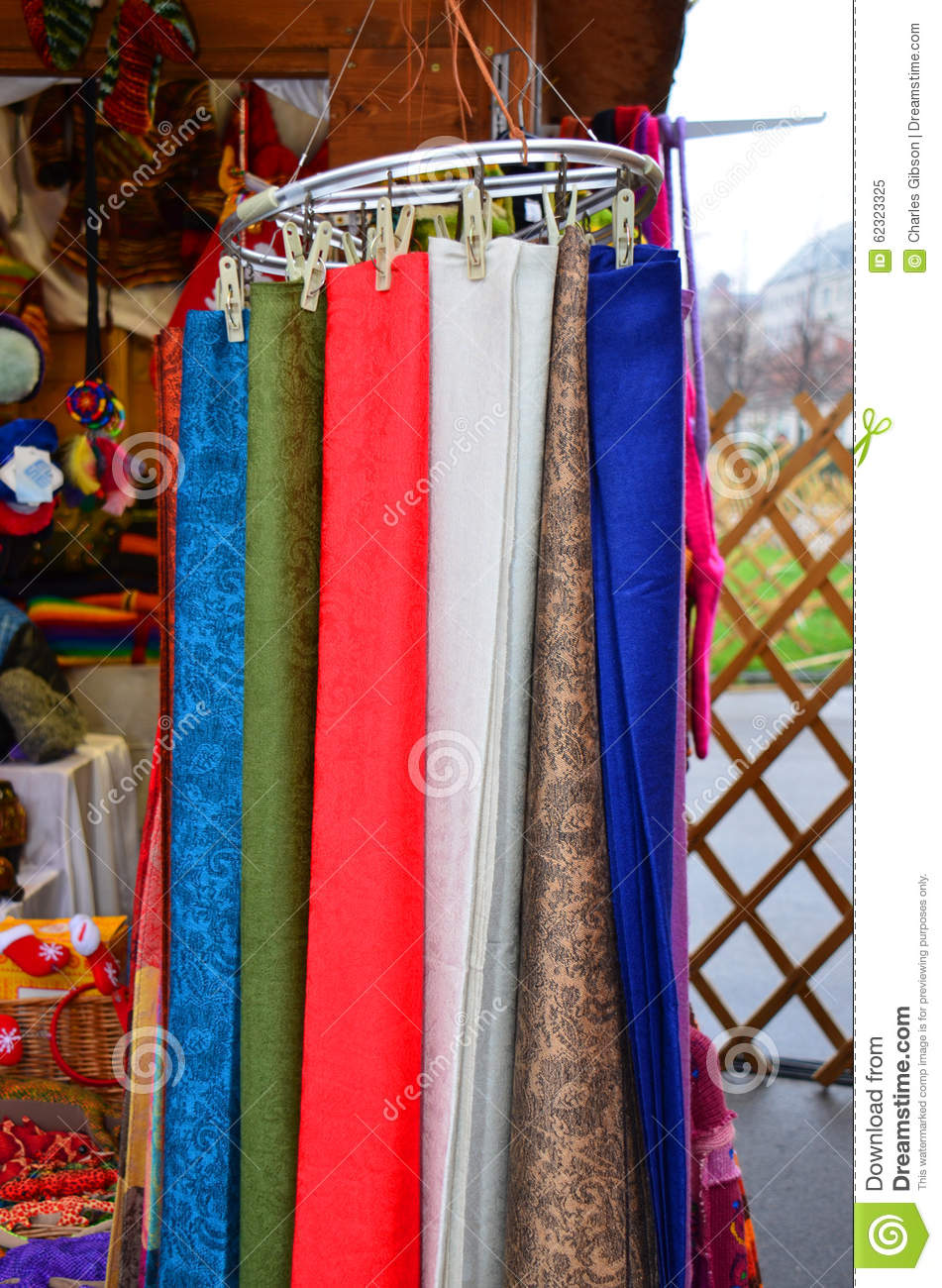 Christmas market products vienna stock photo image for Arts and crafts industry