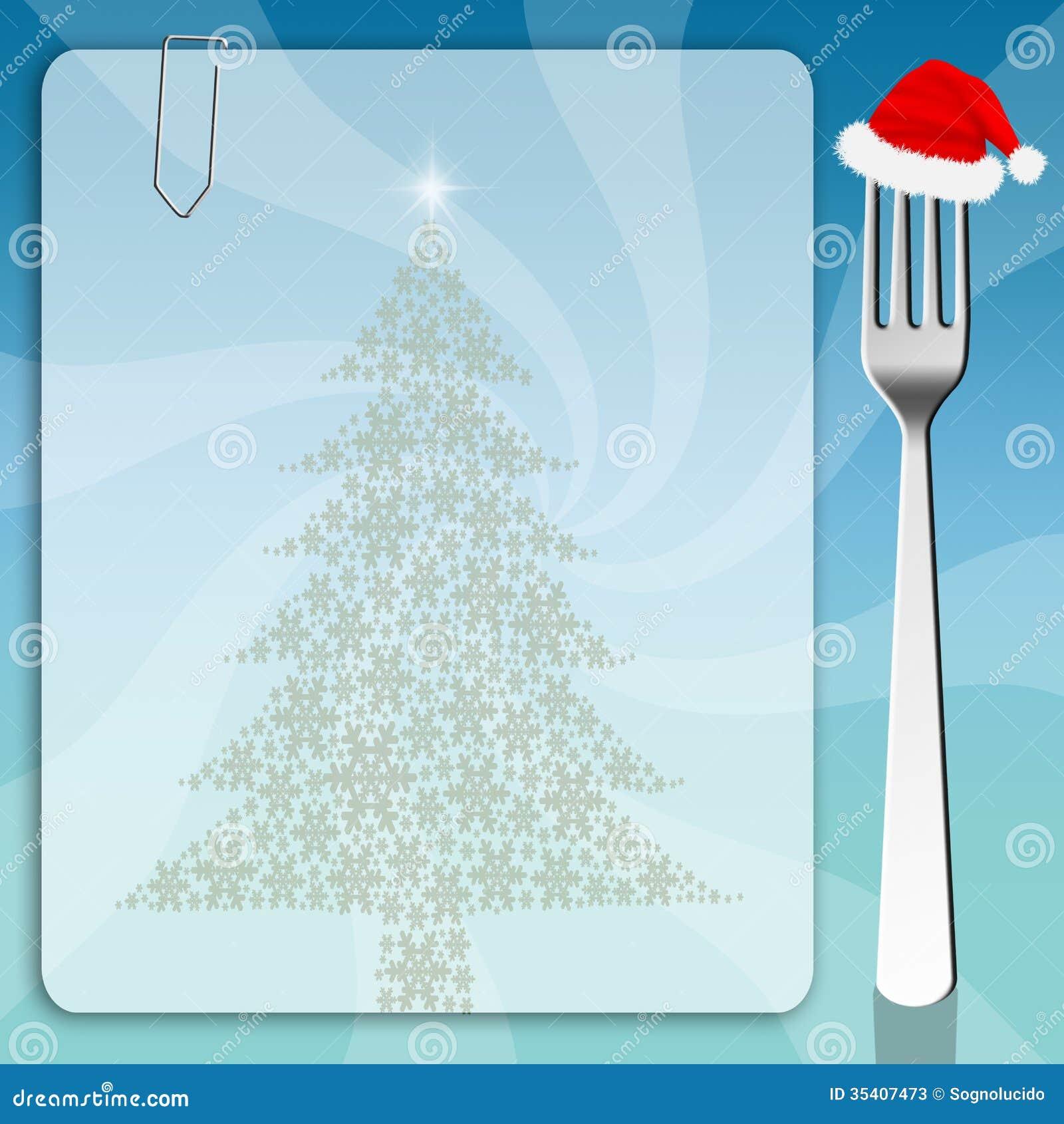 Christmas Menu Background Stock Photos Image 35407473