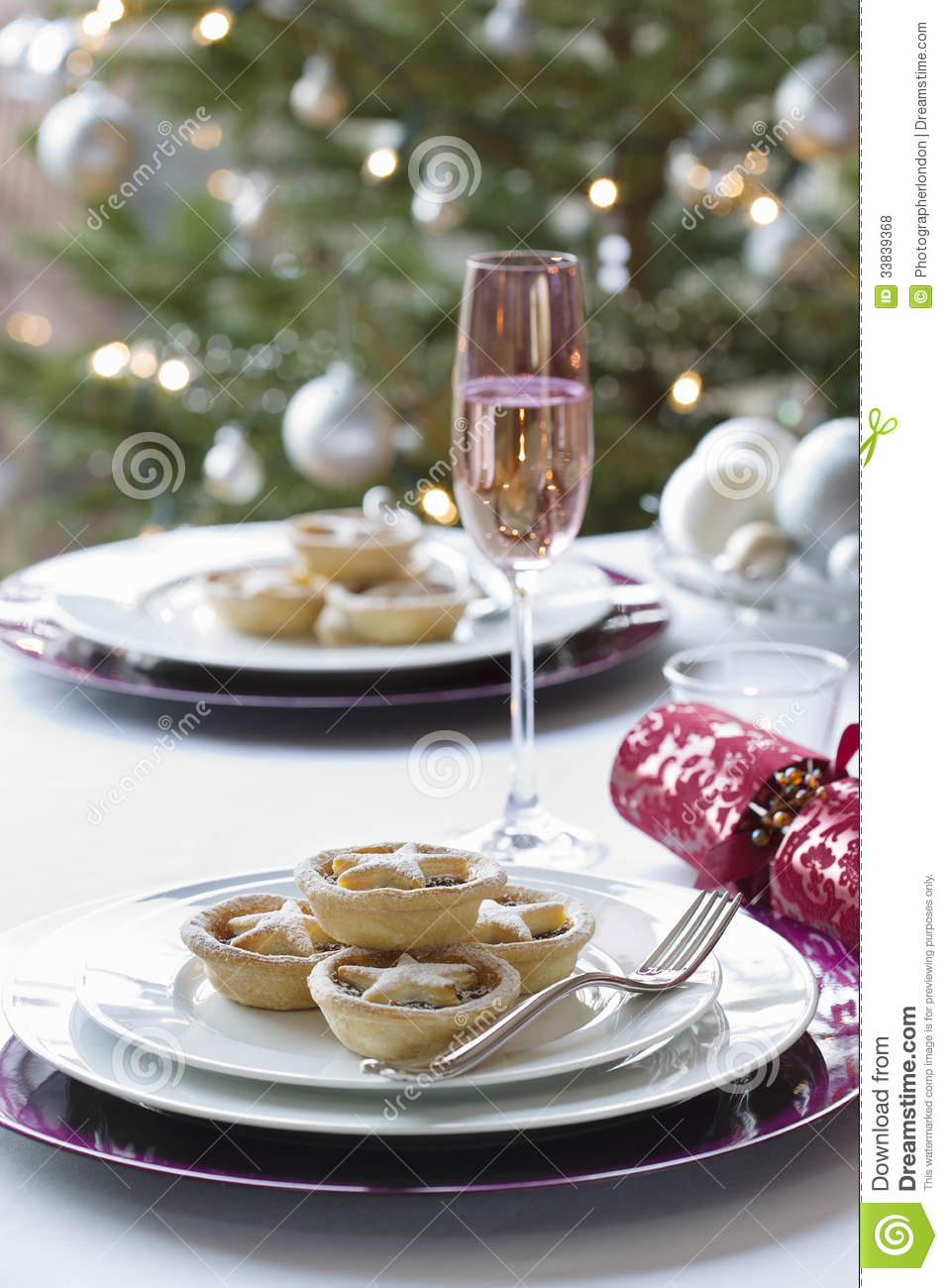 Christmas Mince Pies Royalty Free Stock Photos Image