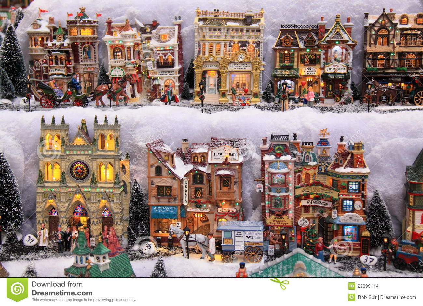Fake Christmas Snow