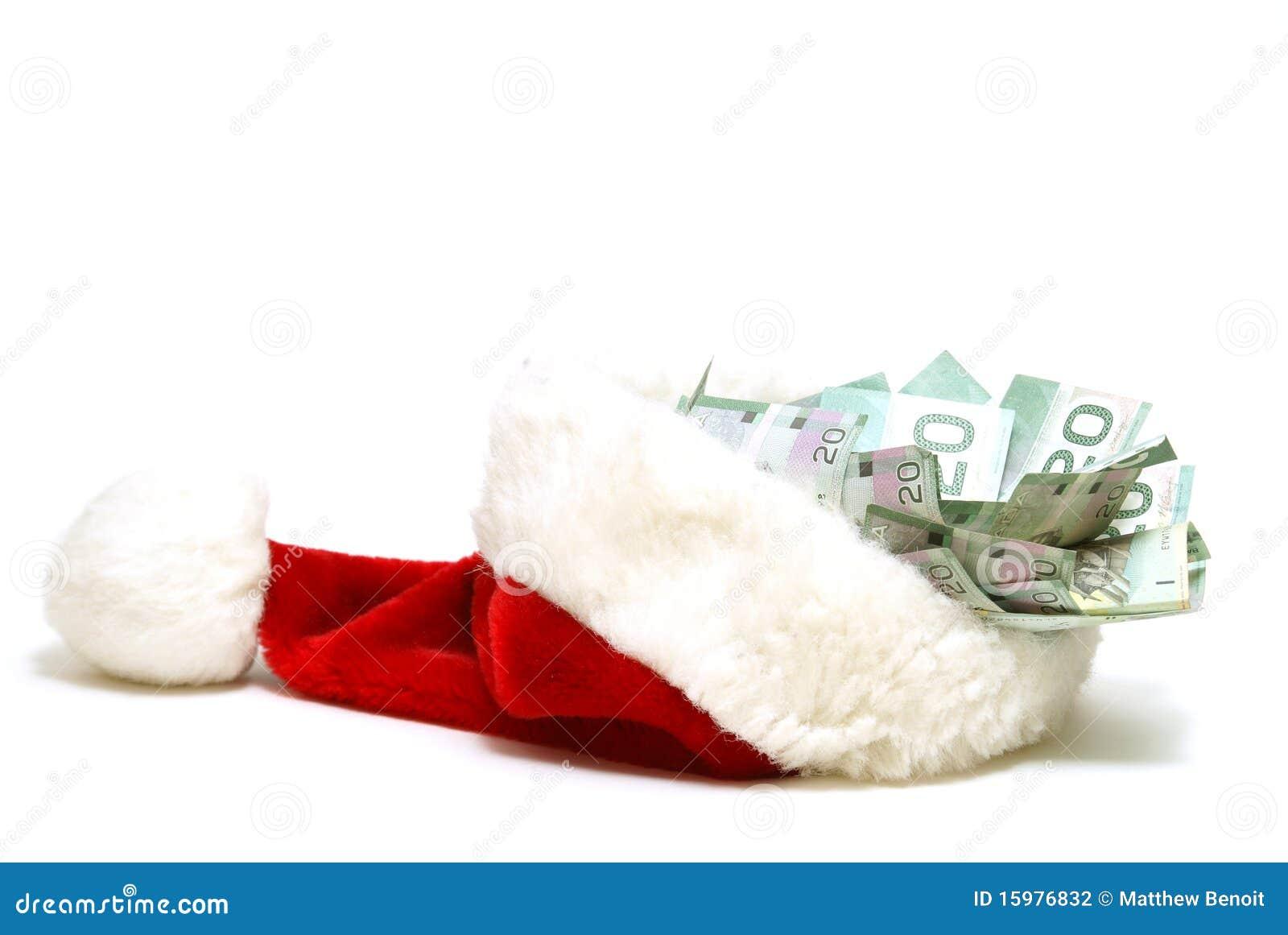 christmas money stock photo image of christmas money 15976832