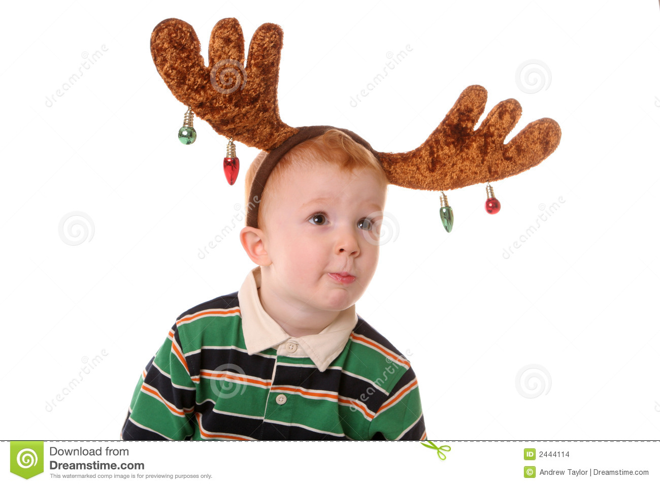 Baby Boy Moose Clipart Christmas moose boy