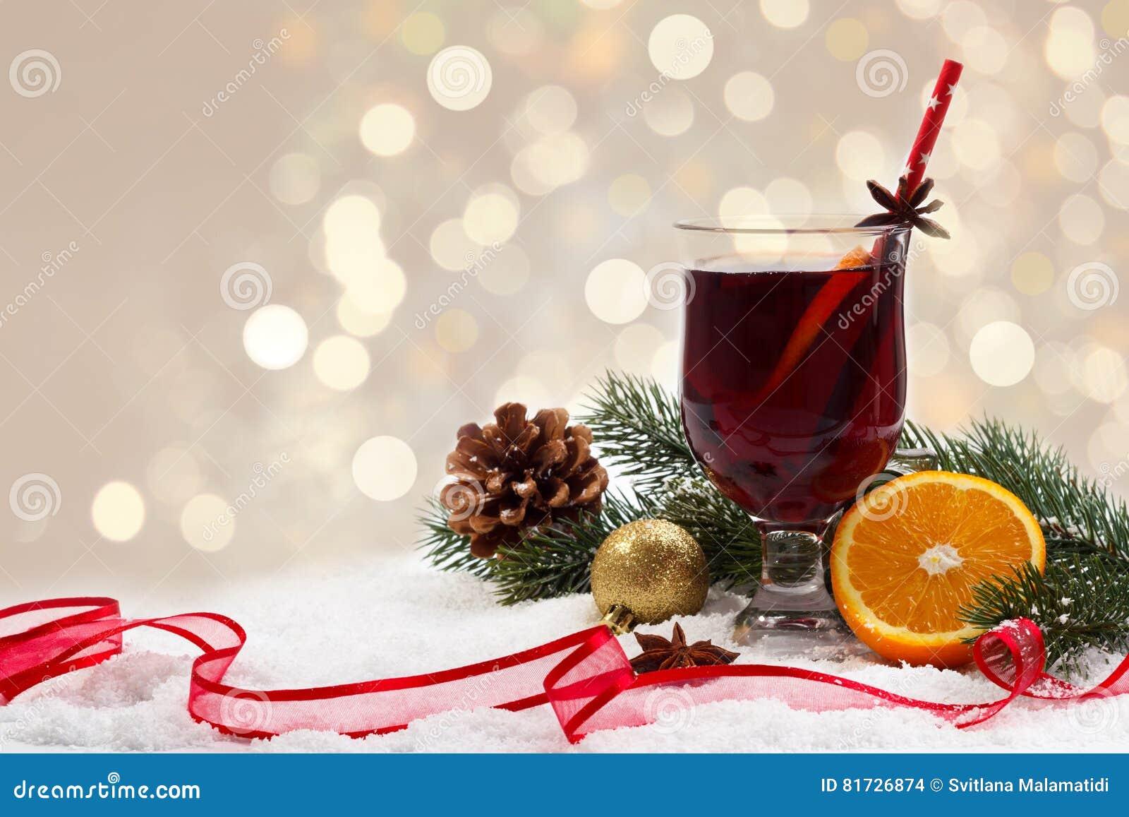 Christmas mulled wine stock photo. Image of advent, market - 81726874