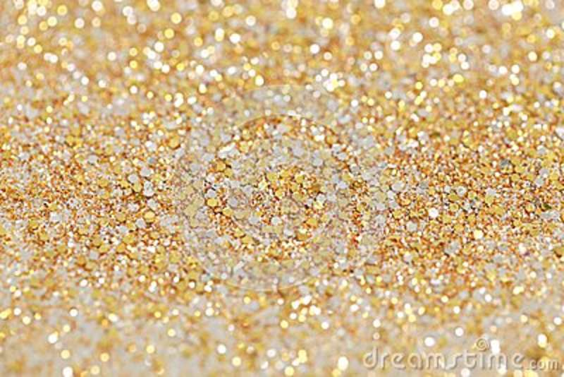 christmas new year gold and silver glitter background holiday abstract sparkling texture