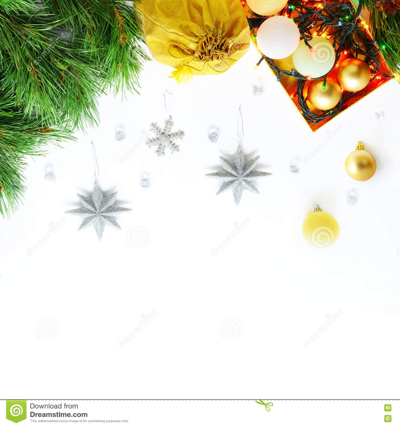 Christmas and new year greeting card stock photo 74579152 megapixl christmas and new year greeting card kristyandbryce Gallery