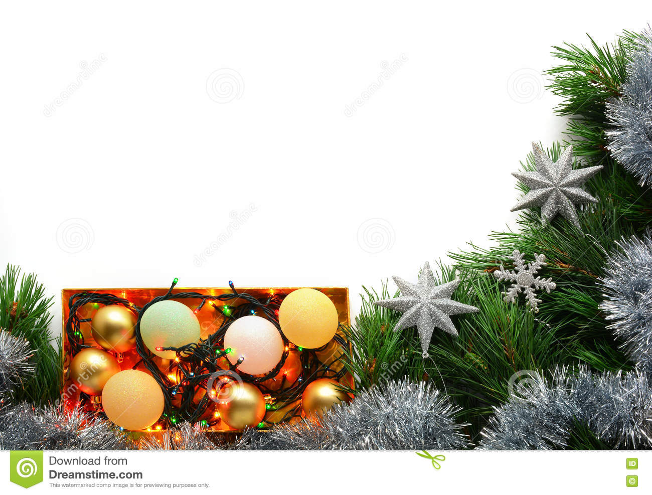 Christmas and new year greeting card stock photo 74579183 megapixl christmas and new year greeting card kristyandbryce Gallery