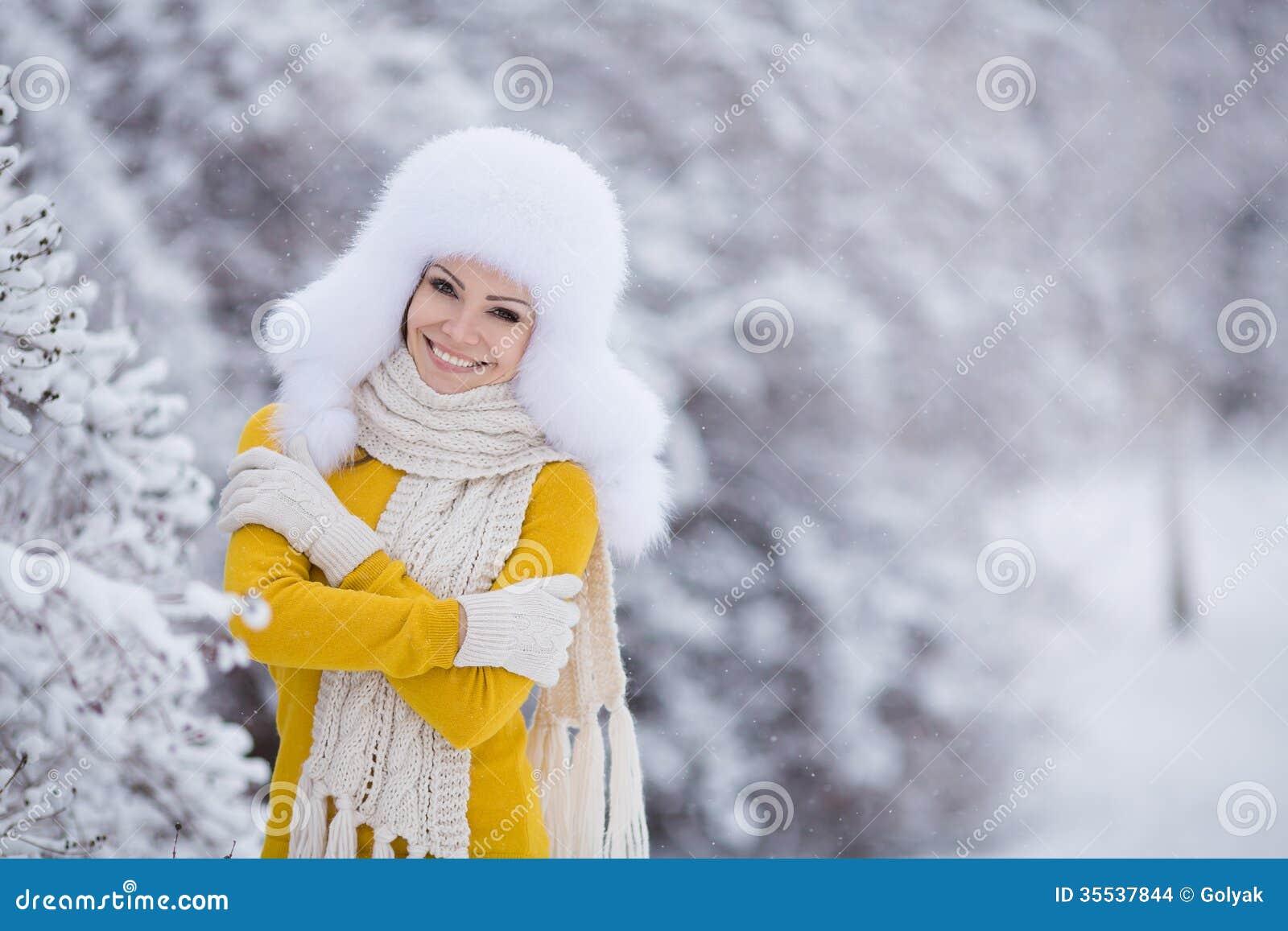 White Fluffy Christmas Tree