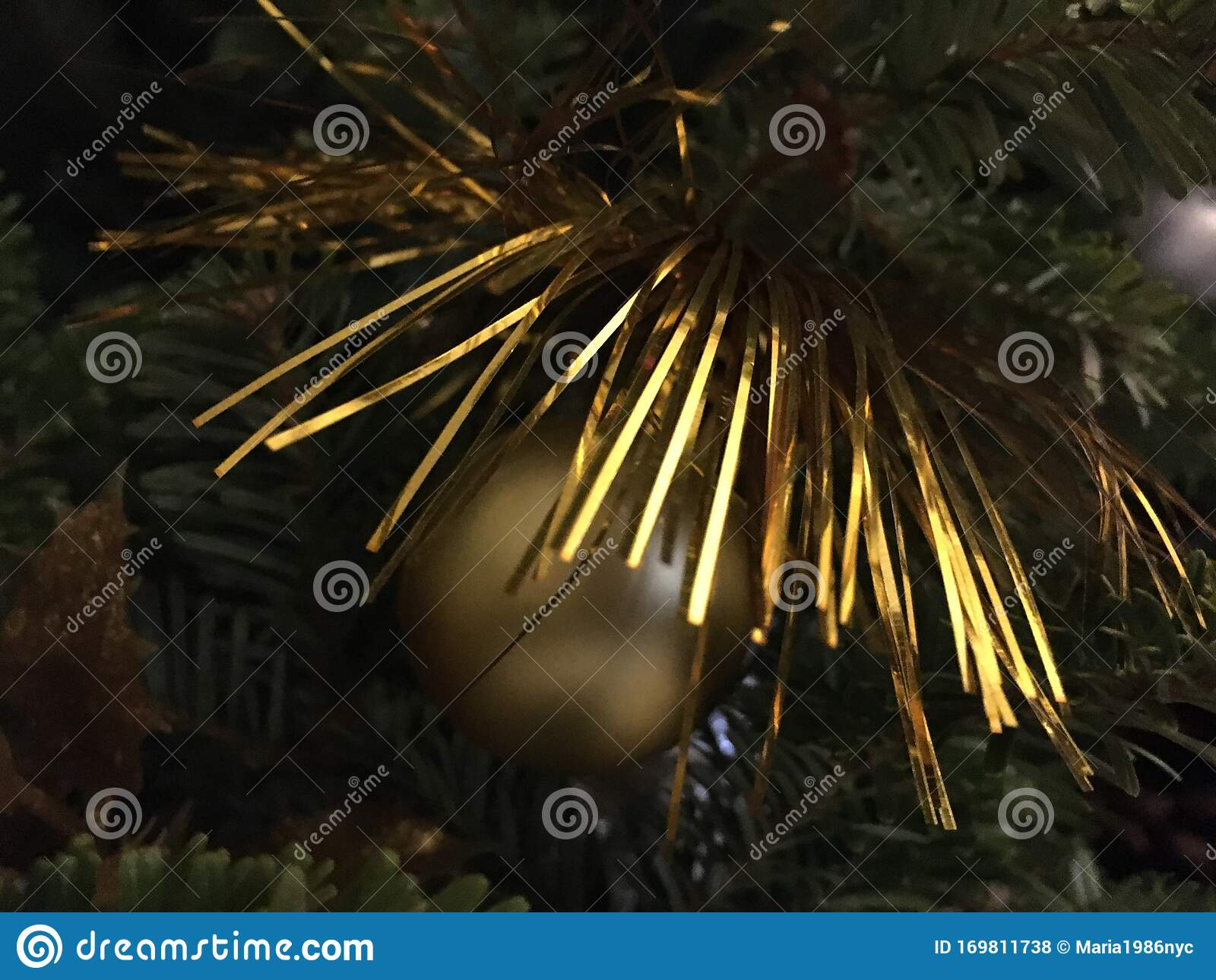 Christmas And New Year Tree Decorations At Russian ...