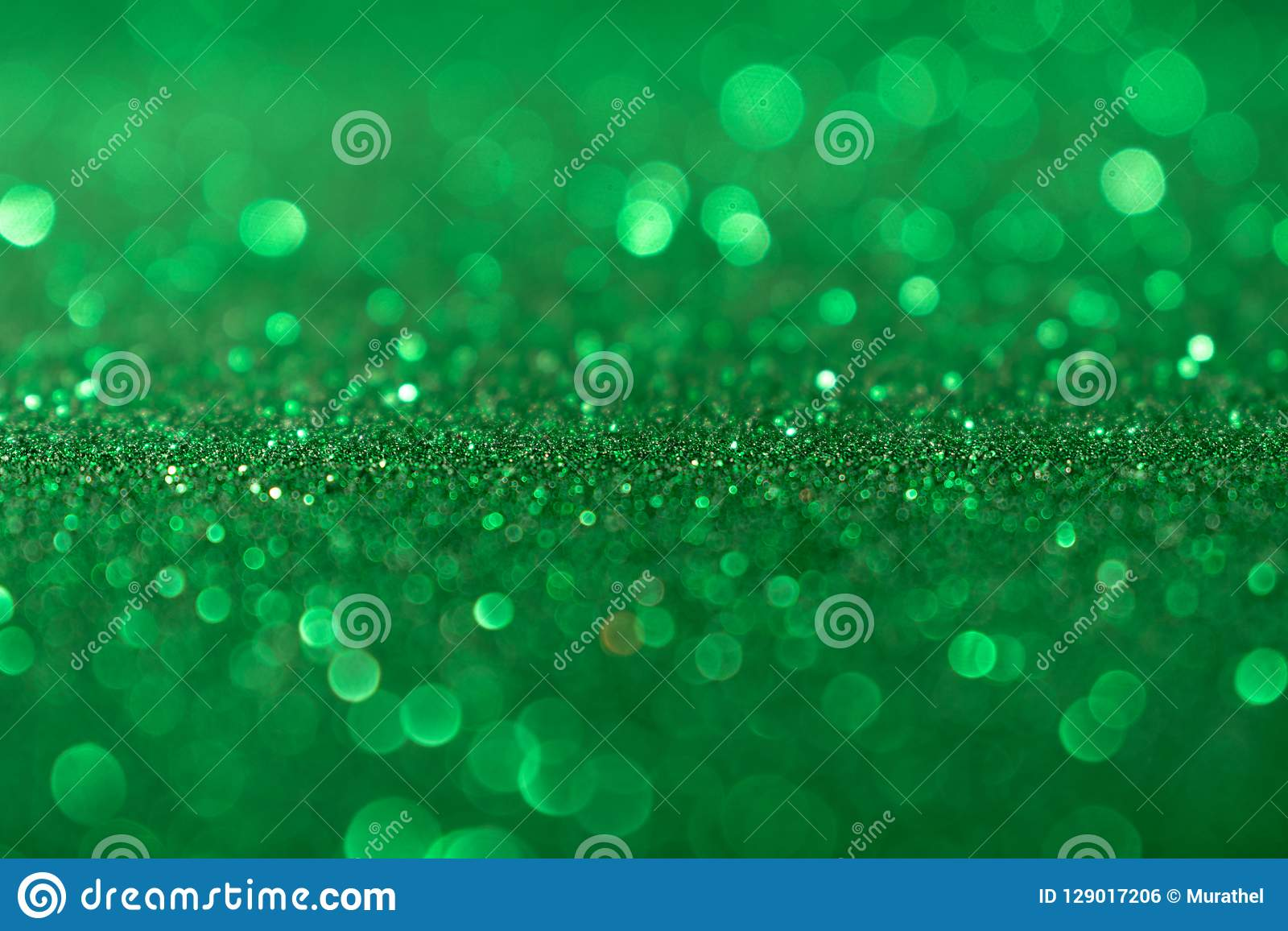 Christmas New Year Valentine Day Green Glitter background. Holiday abstract texture fabric. Element, flash.