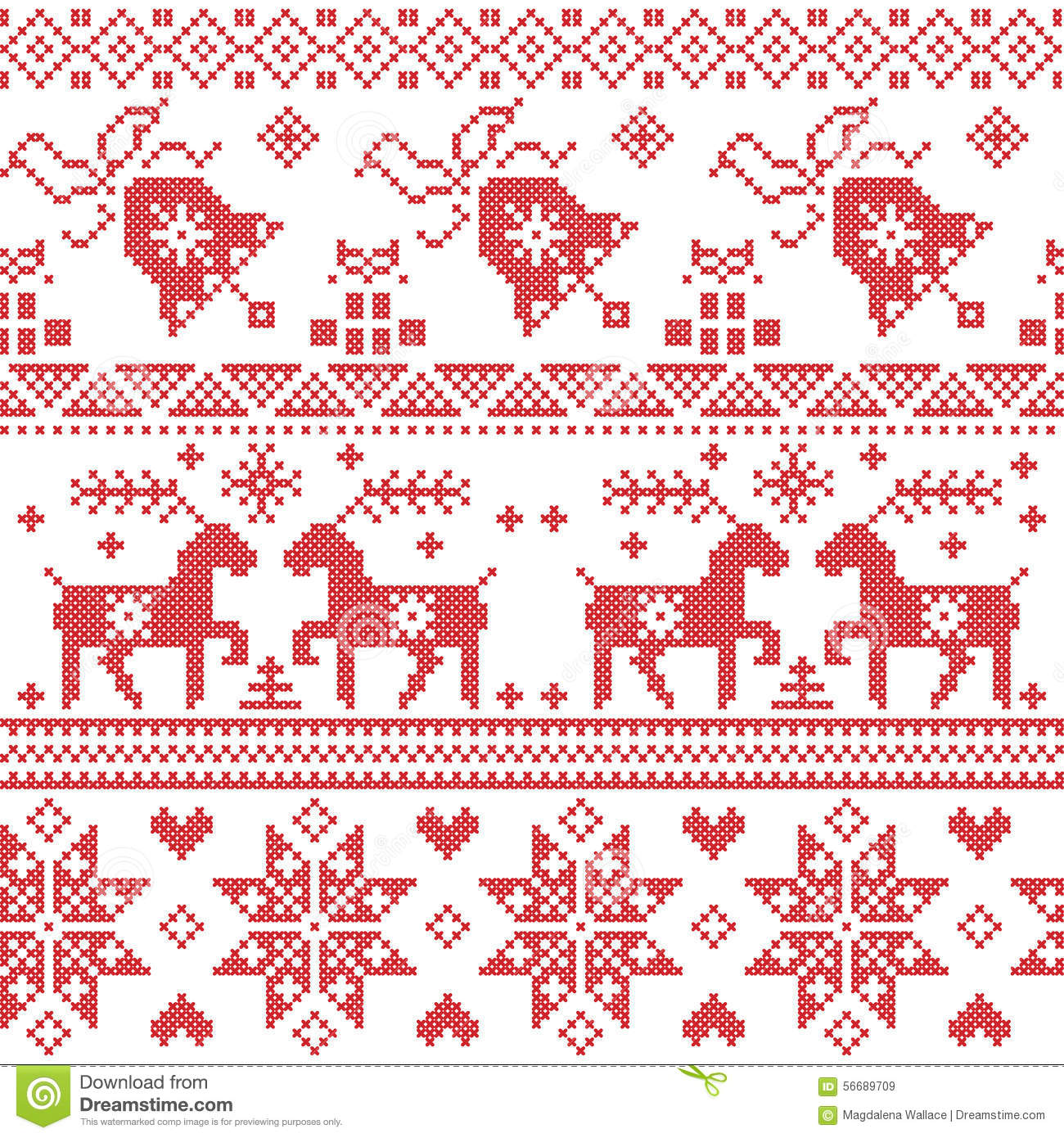 Free Christmas Cross Stitch Patterns To Print Cool Design Ideas