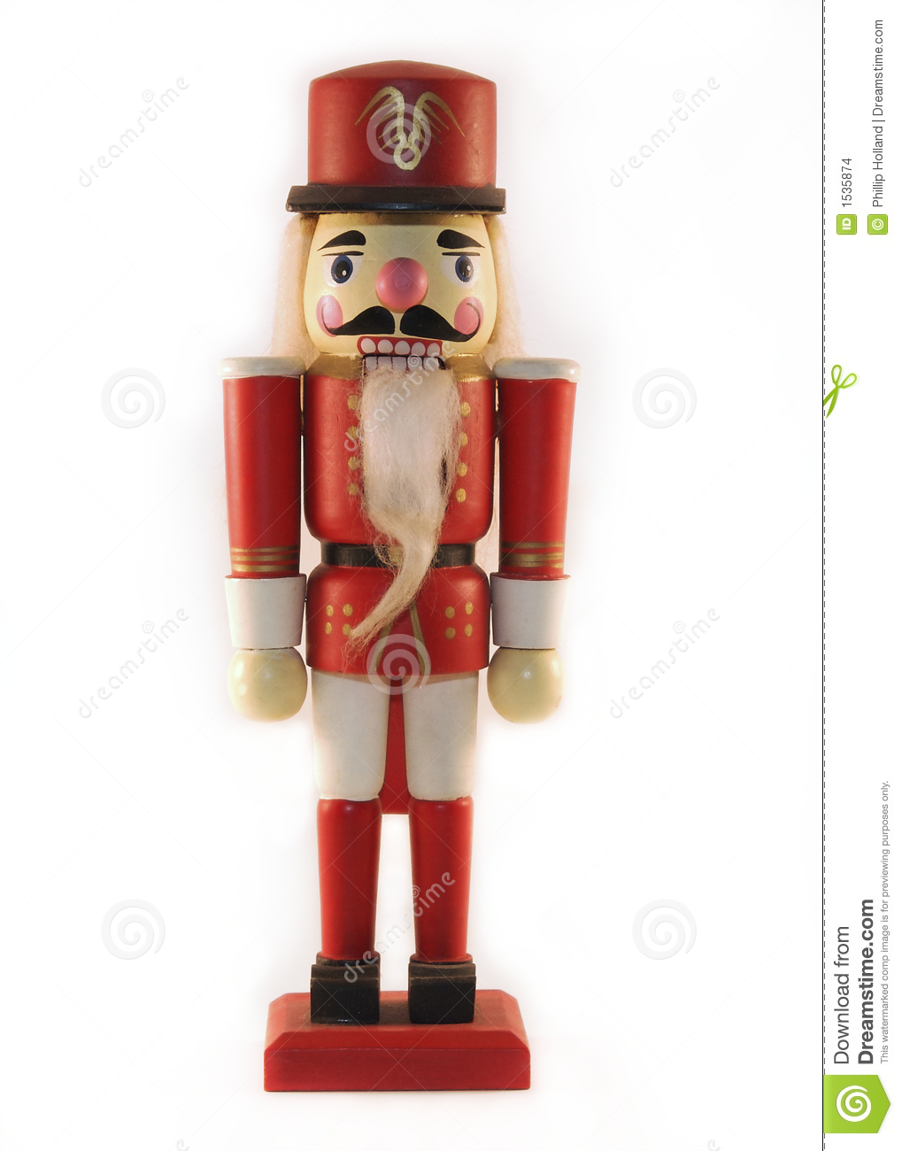 Christmas Nutcracker Stock Photo Image Of Ornament Sword