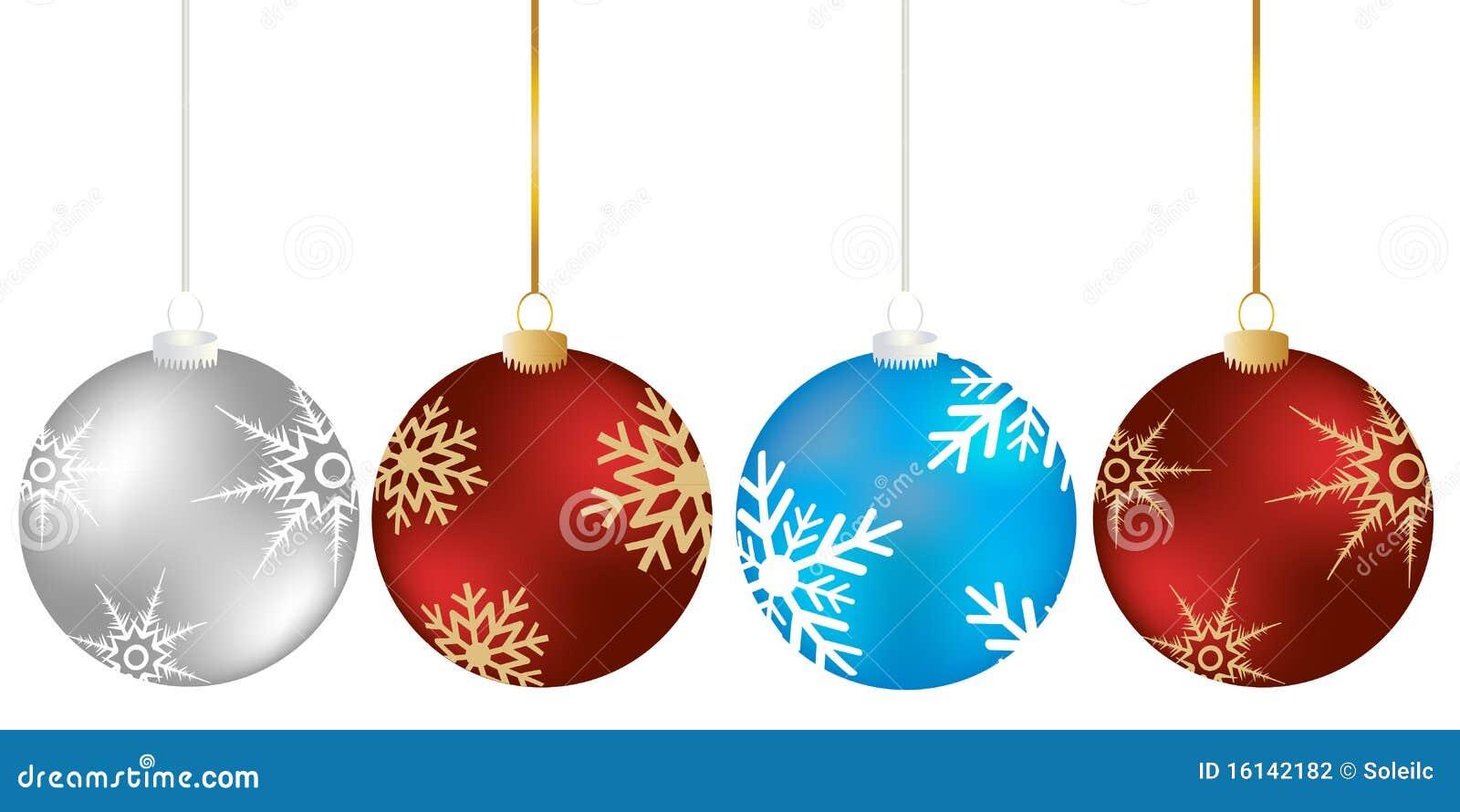 Christmas ornaments stock photography image 16142182