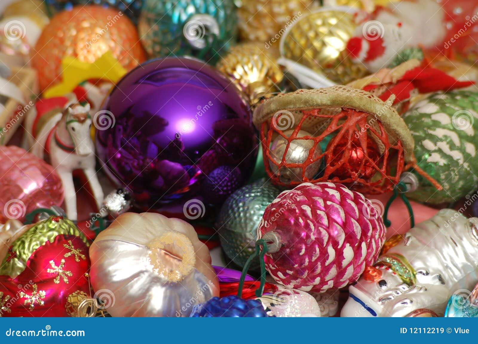 Christmas Ornaments Assortment