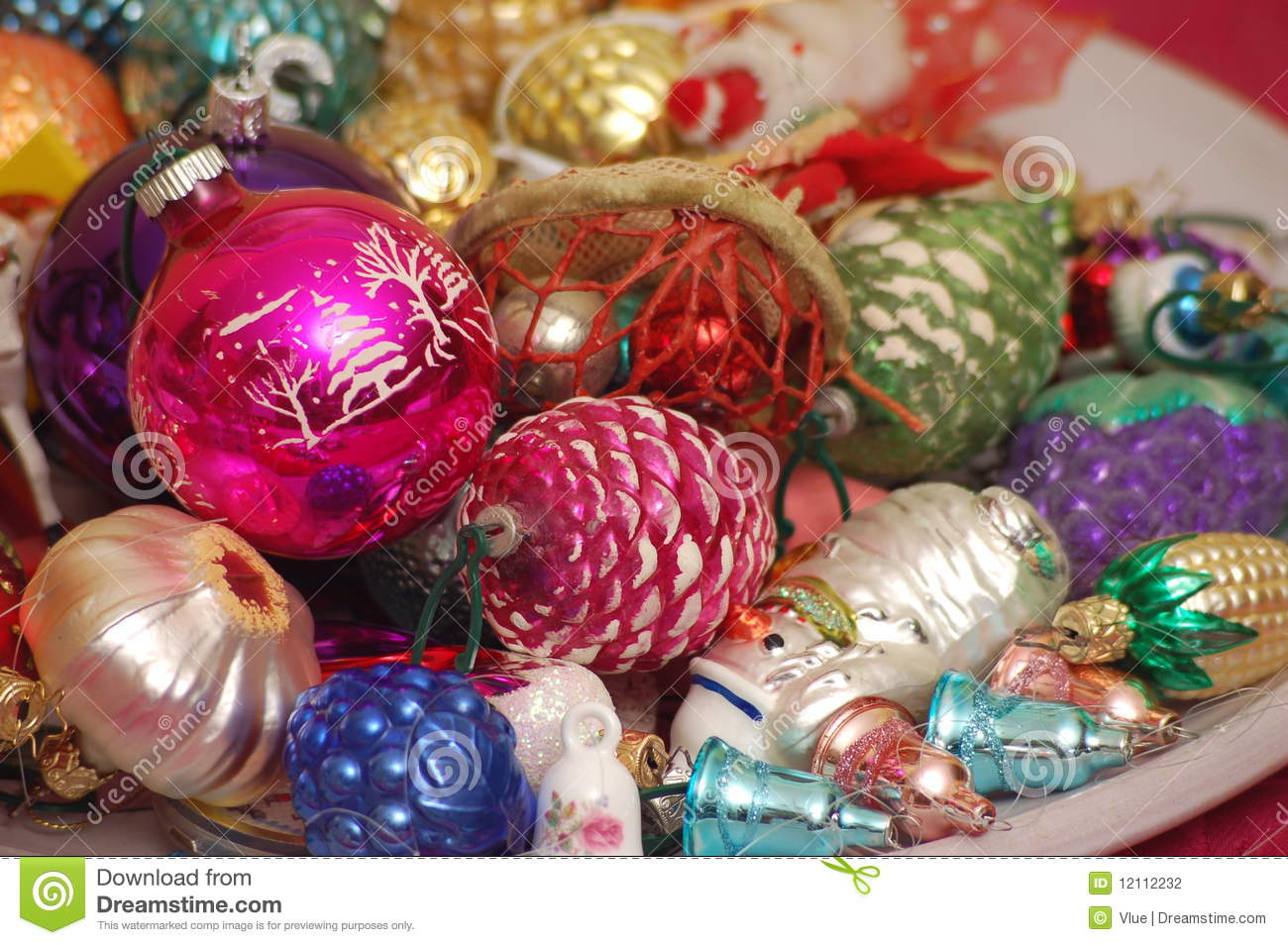 Christmas Ornaments Assortment