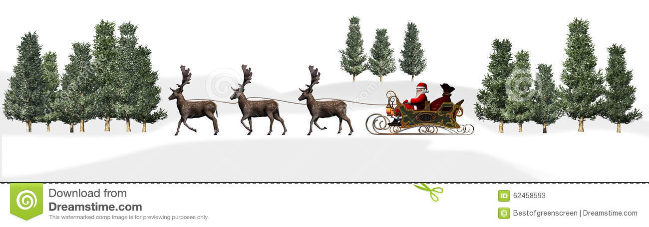 christmas-panorama-santa-claus-sleigh-re