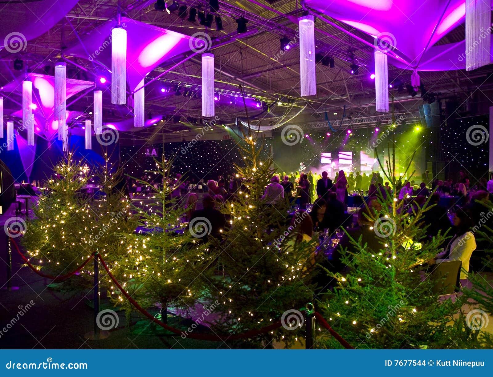 christmas party night glasgow 2018