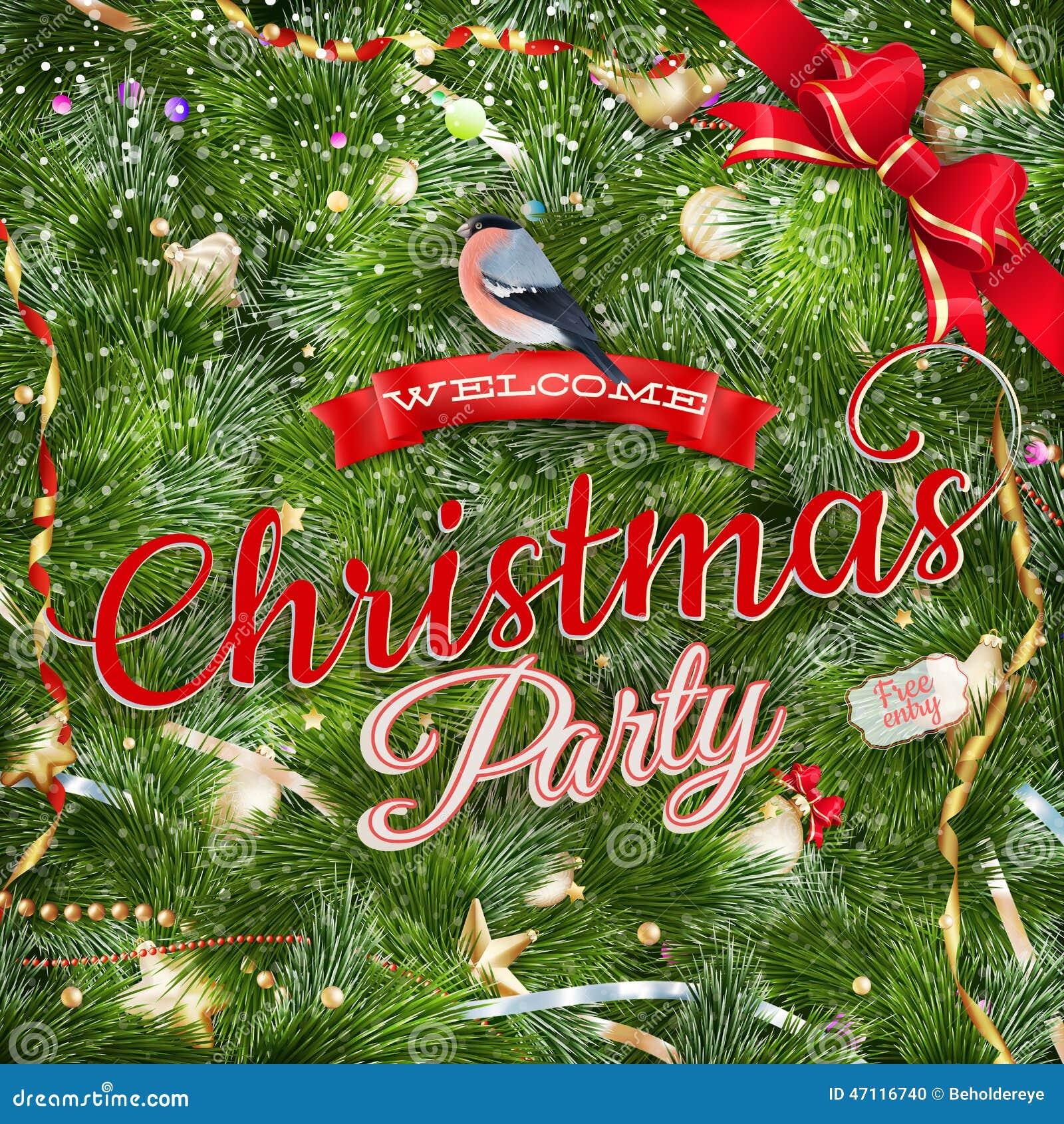Poster design eps - Christmas Design Poster