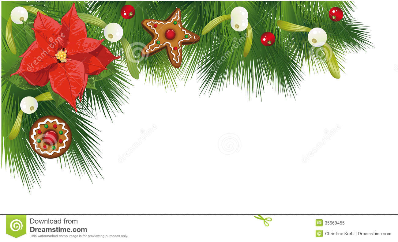Displaying 20> Images For - Poinsettia Border Horizontal...