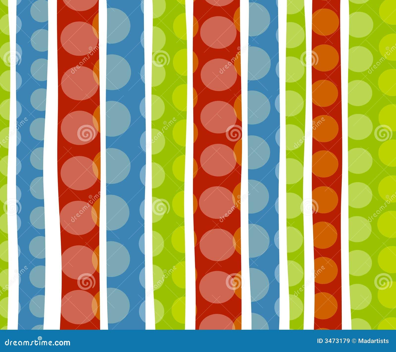 Christmas Polka Dot Background Royalty Free Stock Images - Image ...
