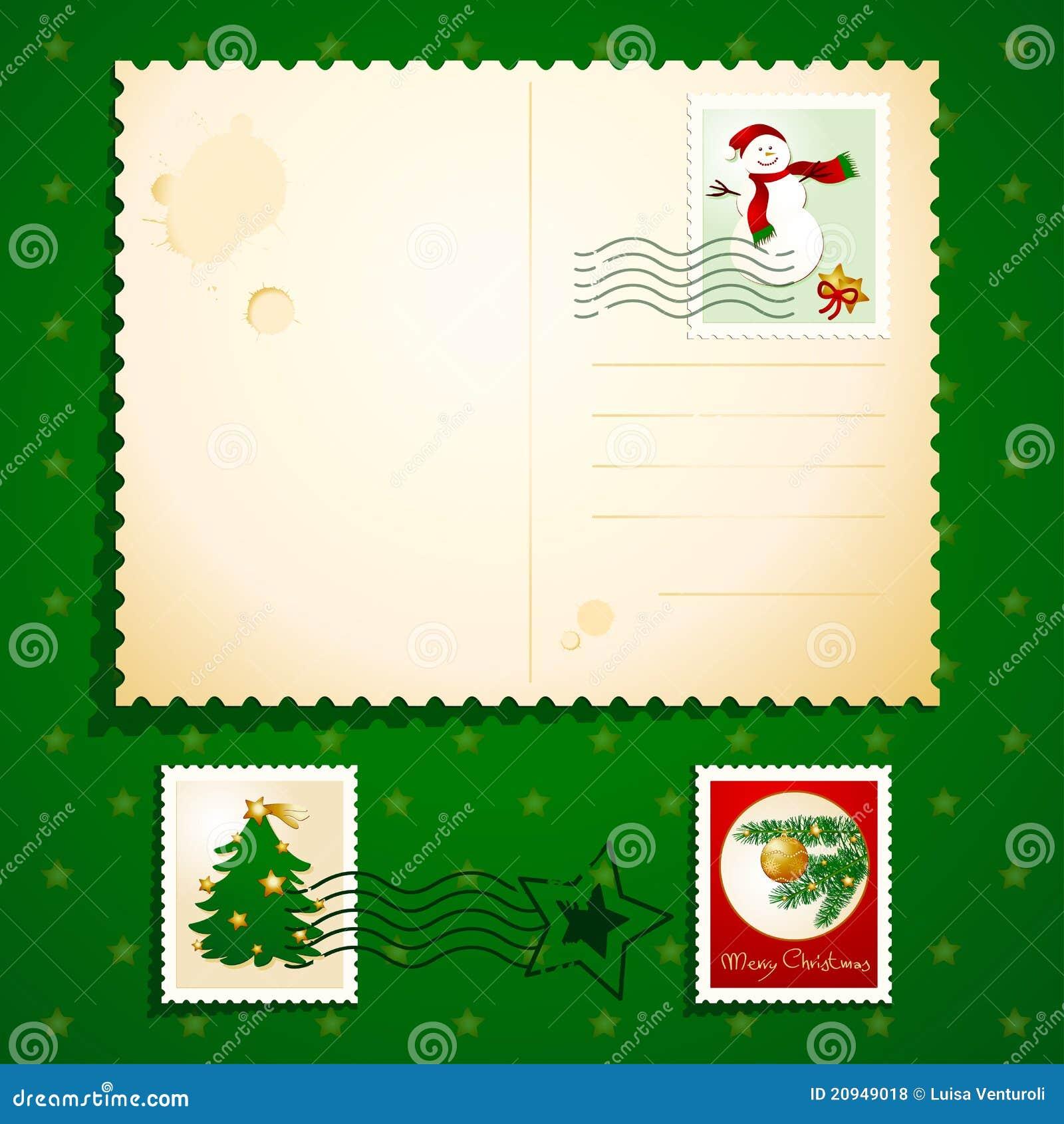 christmas card list book
