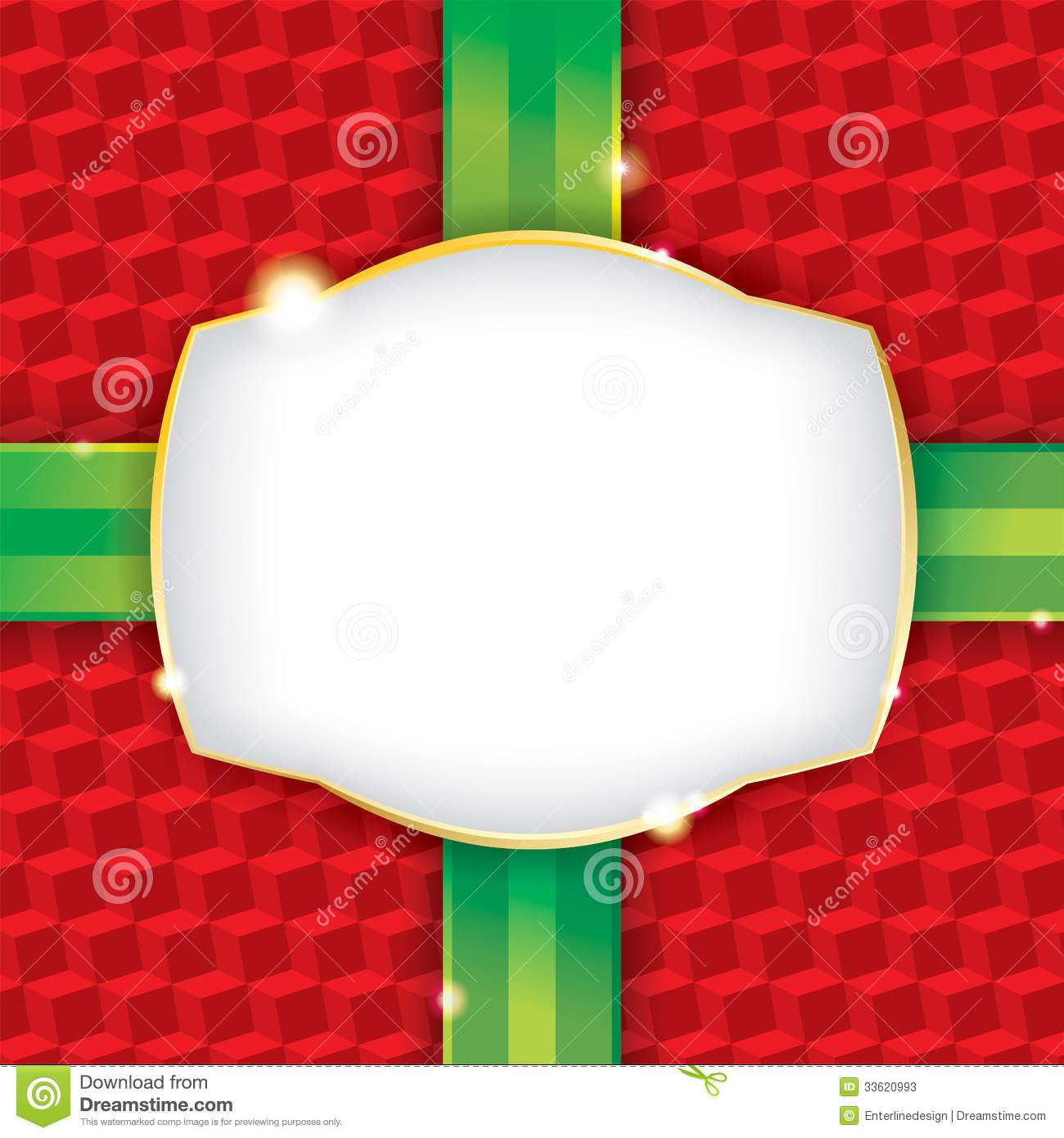 download christmas present wrapping paper background stock vector illustration of christmas birthday 33620993