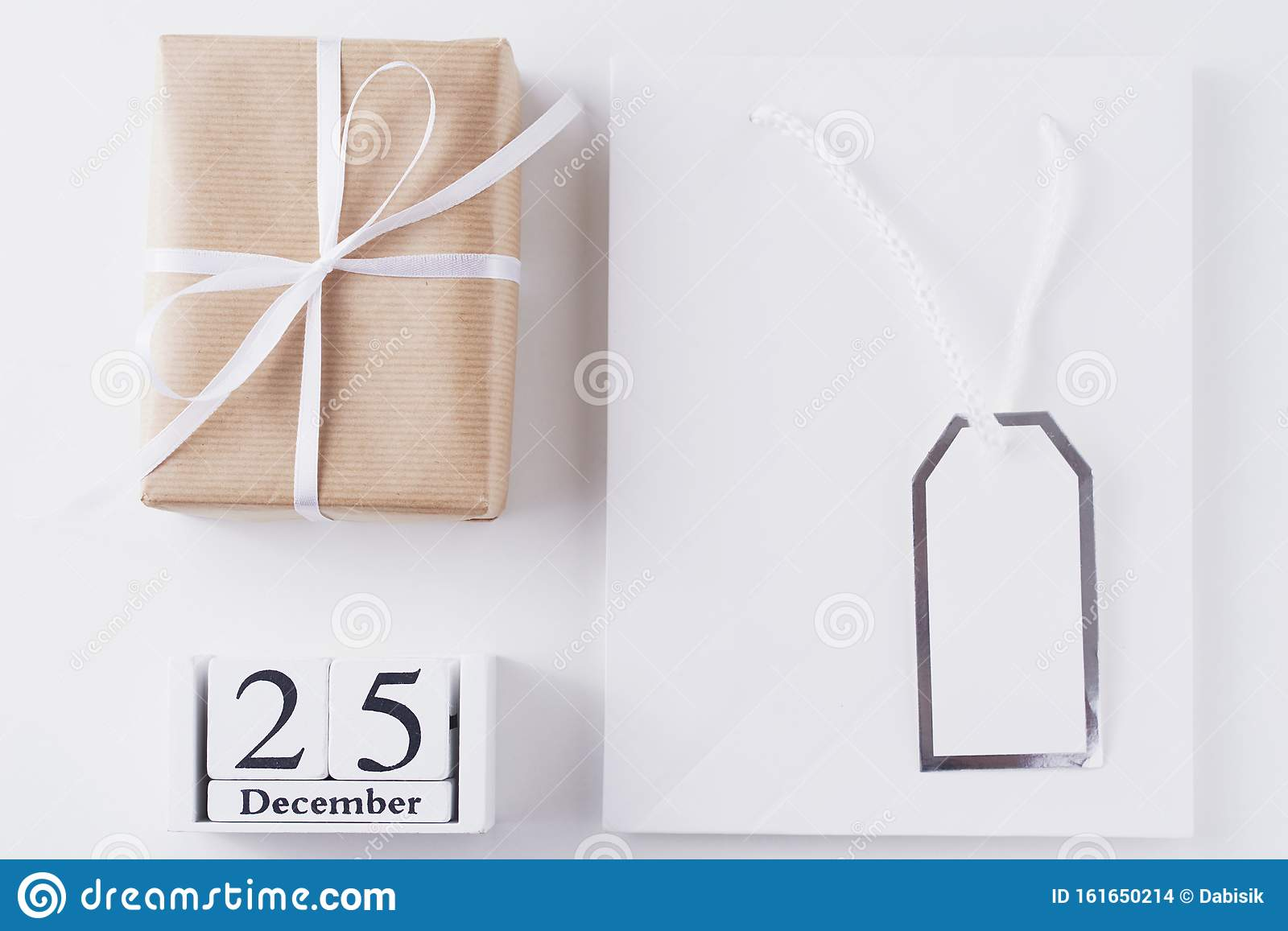 Christmas Presents For Family Or Friends Concept Stock Photo