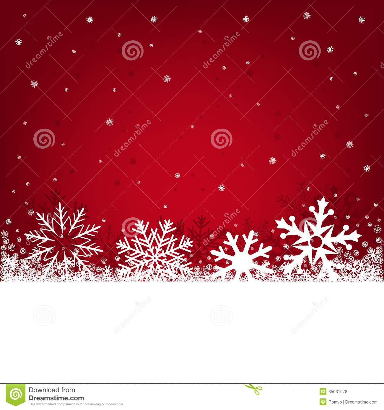 red snow christmas background - photo #21