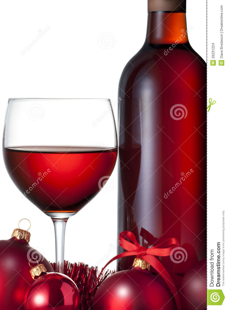 Christmas Red Wine