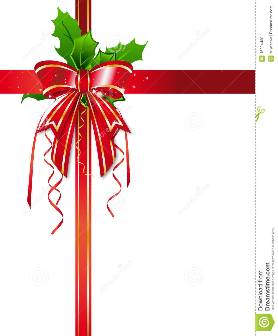 More similar stock images of ` Christmas ribbon `