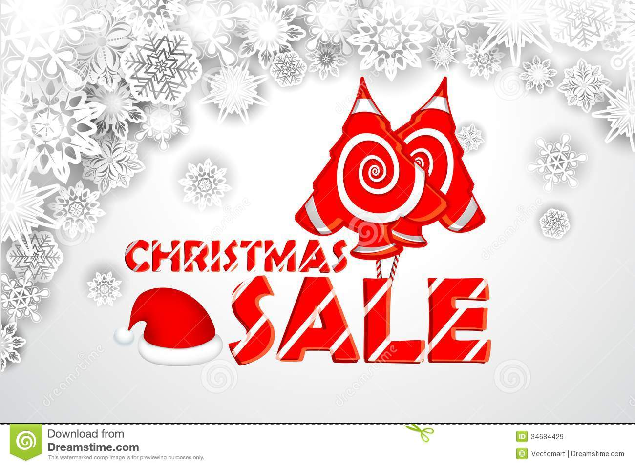 christmas sale royalty free stock images