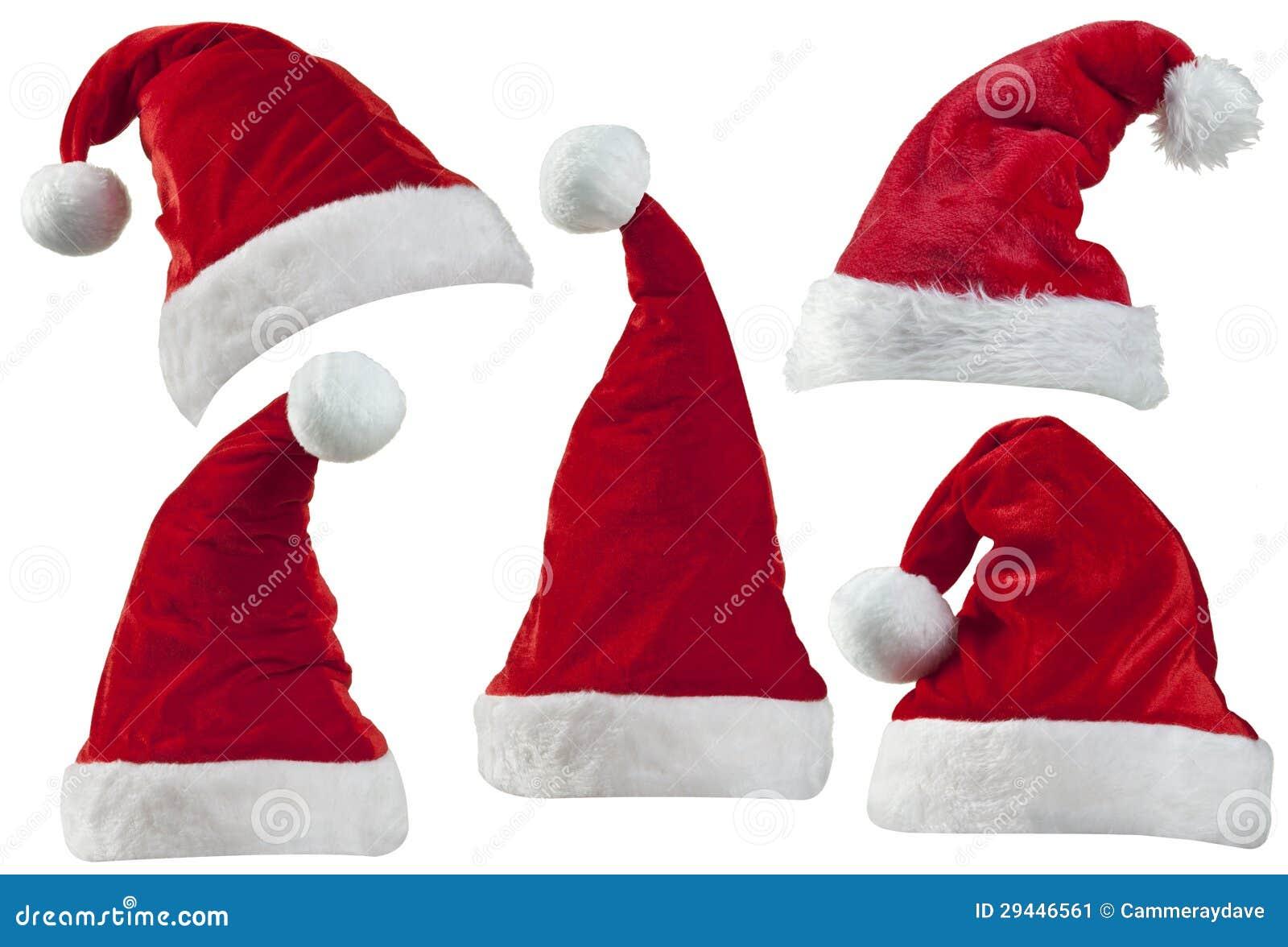 Christmas Santa Hats Hat