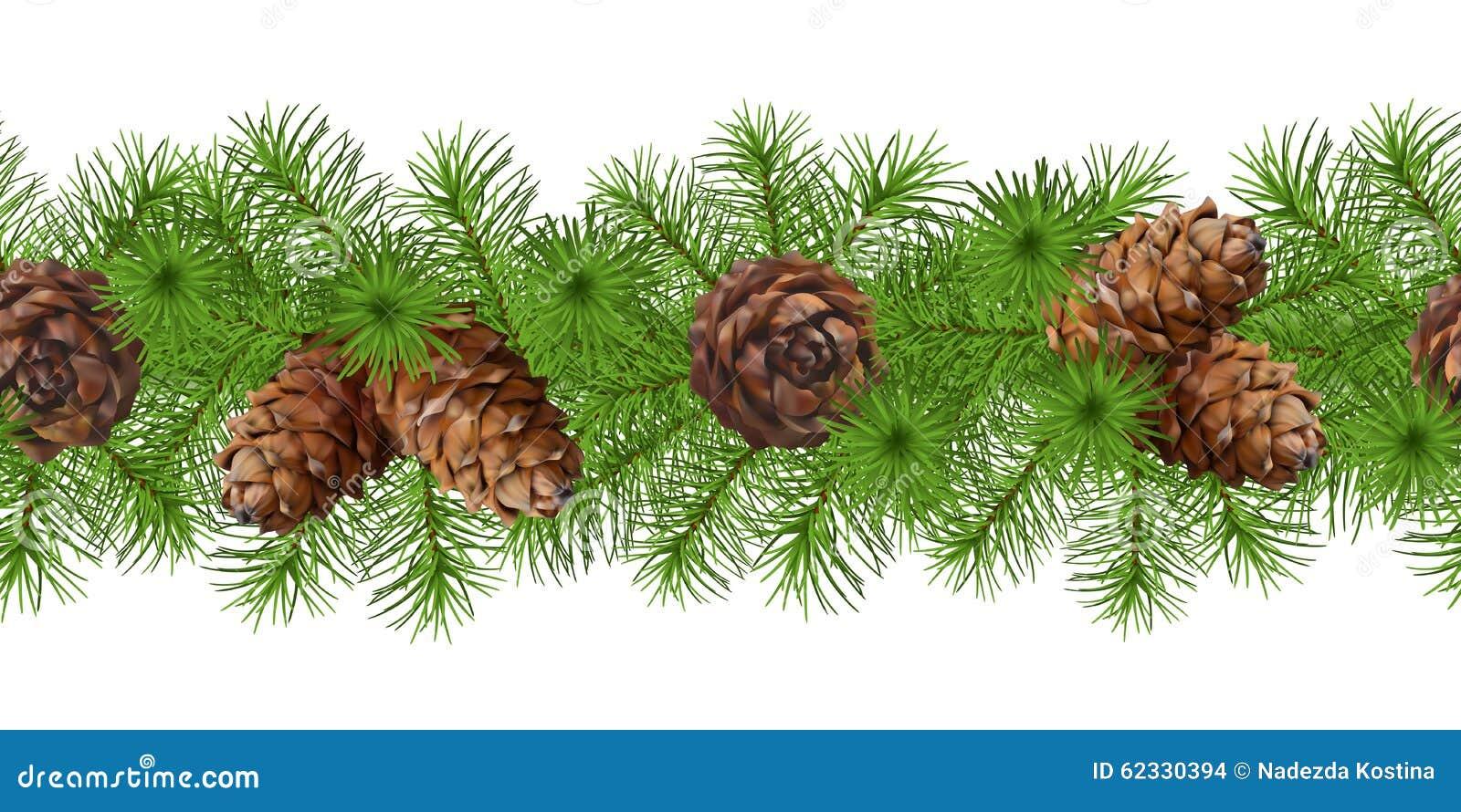Christmas Pine Cone Ornaments