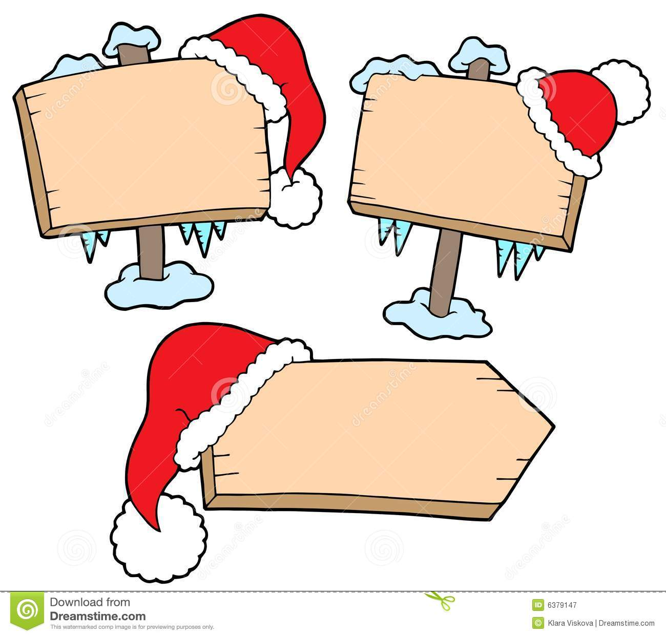 Christmas Signs Christmas Signs Royalty Free Stock Images Image 16101459