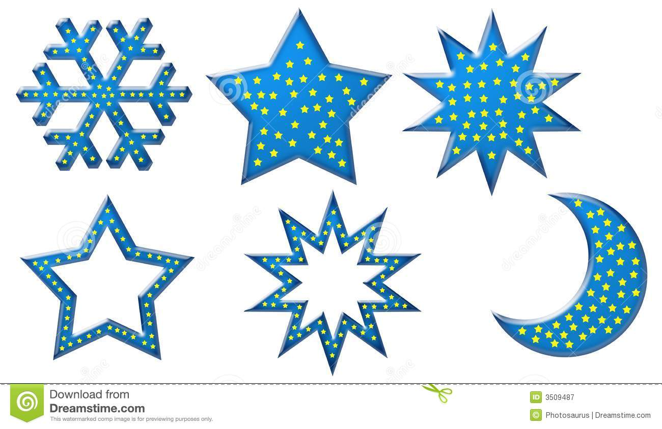 Christmas Signs Christmas Signs In Glass Optic Royalty Free Stock Photography